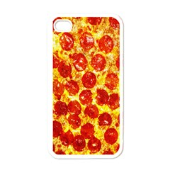 Pizza Apple Iphone 4 Case (white)