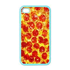 Pizza Apple Iphone 4 Case (color)