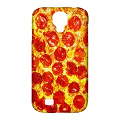 Pizza Samsung Galaxy S4 Classic Hardshell Case (pc+silicone)
