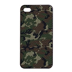 Make Love Not War Apple Iphone 4/4s Seamless Case (black) by Contest1761904