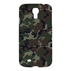 Make Love Not War Samsung Galaxy S4 I9500/i9505 Hardshell Case