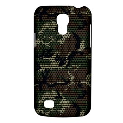 Make Love Not War Samsung Galaxy S4 Mini Hardshell Case  by Contest1761904