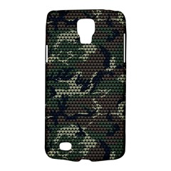 Make Love Not War Samsung Galaxy S4 Active (i9295) Hardshell Case