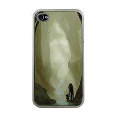 Fearless Apple Iphone 4 Case (clear)