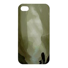 Fearless Apple Iphone 4/4s Premium Hardshell Case by RachelIsaacs