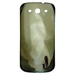Fearless Samsung Galaxy S3 S Iii Classic Hardshell Back Case by RachelIsaacs