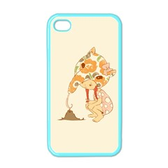 Anita Apple Iphone 4 Case (color)