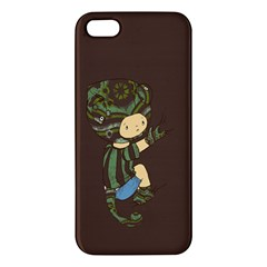 Charlie Iphone 5 Premium Hardshell Case by RachelIsaacs