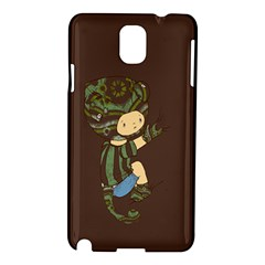 Charlie Samsung Galaxy Note 3 N9005 Hardshell Case by RachelIsaacs