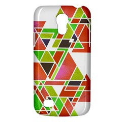 Trianglez Samsung Galaxy S4 Mini Hardshell Case  by ILANA