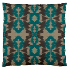 Pattern 03 Large Cushion Case (two Sided)  by GGdesign