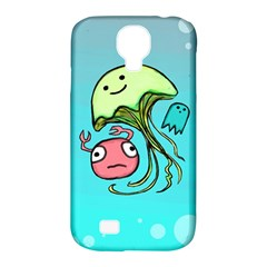 Ocean Party Samsung Galaxy S4 Classic Hardshell Case (pc+silicone)