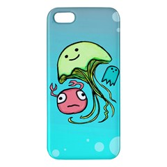 Ocean Party Iphone 5s Premium Hardshell Case by Contest1780262