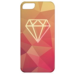 Diamond Apple Iphone 5 Classic Hardshell Case by Contest1701949