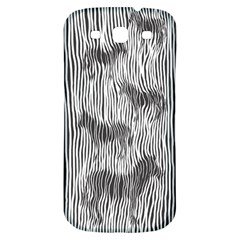 Where s The Zebra? Samsung Galaxy S3 S Iii Classic Hardshell Back Case by Contest1736674