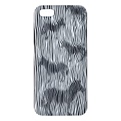 Where s The Zebra? Iphone 5s Premium Hardshell Case