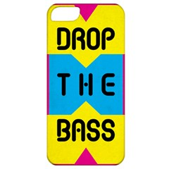 Drop The Bass Apple Iphone 5 Classic Hardshell Case