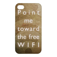 Free Wifi Apple Iphone 4/4s Hardshell Case by Contest1775858