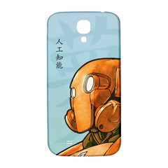 Robot Dreamer Samsung Galaxy S4 I9500/i9505  Hardshell Back Case by Contest1780262