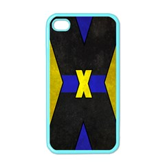 X Phone Apple Iphone 4 Case (color)