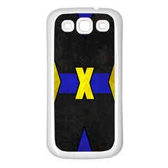 X Phone Samsung Galaxy S3 Back Case (white)