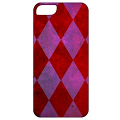 Diamond Tiles Apple Iphone 5 Classic Hardshell Case
