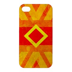 Warning Apple Iphone 4/4s Hardshell Case by Contest1775858