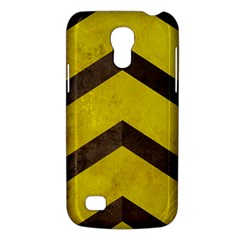 Caution Samsung Galaxy S4 Mini Hardshell Case  by Contest1775858