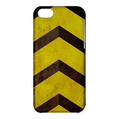 Caution Apple Iphone 5c Hardshell Case by Contest1775858