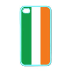 Irish Flag Apple Iphone 4 Case (color) by ContestDesigns