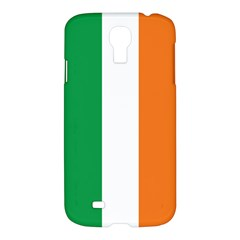 Irish Flag Samsung Galaxy S4 I9500/i9505 Hardshell Case