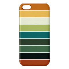 Tension Iphone 5 Premium Hardshell Case by ContestDesigns