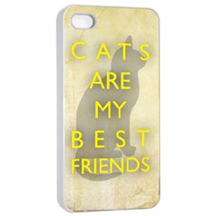 Best Friends Apple Iphone 4/4s Seamless Case (white)