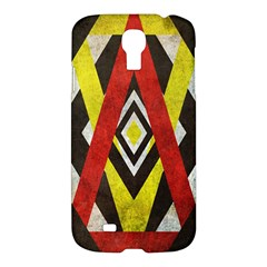 Sharp Edges Samsung Galaxy S4 I9500/i9505 Hardshell Case by Contest1775858