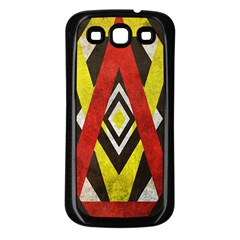 Sharp Edges Samsung Galaxy S3 Back Case (black) by Contest1775858