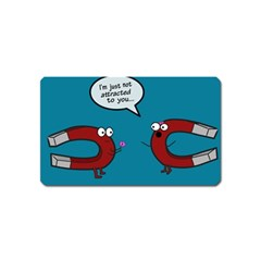Notattracted Magnet (name Card) by PaolAllen2