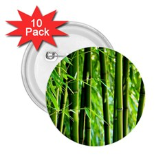 Bamboo 2 25  Button (10 Pack) by Siebenhuehner
