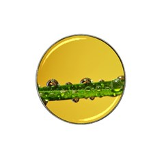 Drops Golf Ball Marker 4 Pack (for Hat Clip)