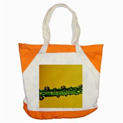 Drops Accent Tote Bag by Siebenhuehner