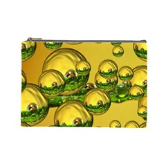 Balls Cosmetic Bag (large) by Siebenhuehner