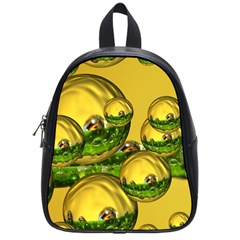 Balls School Bag (small) by Siebenhuehner