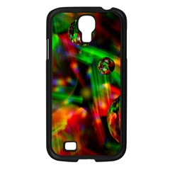 Fantasy Welt Samsung Galaxy S4 I9500/ I9505 Case (black) by Siebenhuehner