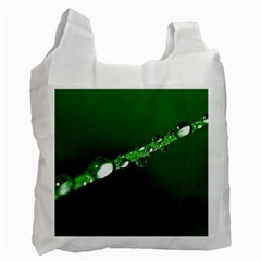 Drops Recycle Bag (one Side) by Siebenhuehner