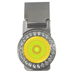 Mandala Money Clip (cz) by Siebenhuehner