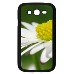 Daisy With Drops Samsung Galaxy Grand Duos I9082 Case (black) by Siebenhuehner