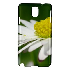 Daisy With Drops Samsung Galaxy Note 3 N9005 Hardshell Case by Siebenhuehner