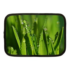 Grass Drops Netbook Sleeve (medium)
