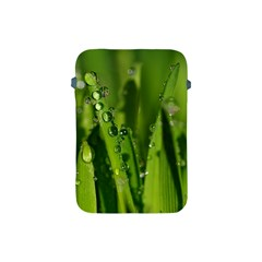 Grass Drops Apple Ipad Mini Protective Sleeve by Siebenhuehner