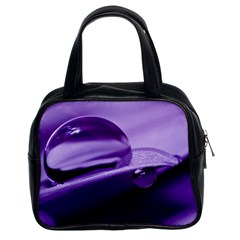 Drops Classic Handbag (two Sides) by Siebenhuehner