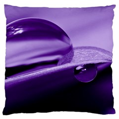 Drops Large Cushion Case (single Sided)  by Siebenhuehner
